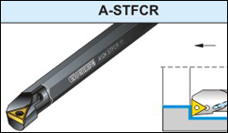 'Screw clamp boring bar thru coolant A-STFCR' from the web at 'http://www.glanze.com/indexable-tool-holders/../products/boring-bars-tc/boring-bar-tc-thum/boring-bar-tc-a-stfcr.jpg'