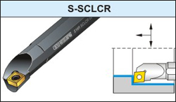 SCLCR Boring Bar