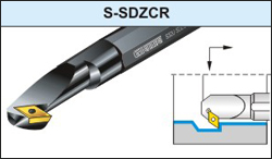Back Boring Bar S-SDZCR