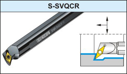 'Deep Copy Boring Bar S-SVQCR' from the web at 'http://www.glanze.com/indexable-tool-holders/../products/boring-bars/boring-bar-thumb/boring-bar-s-svqcr.jpg'