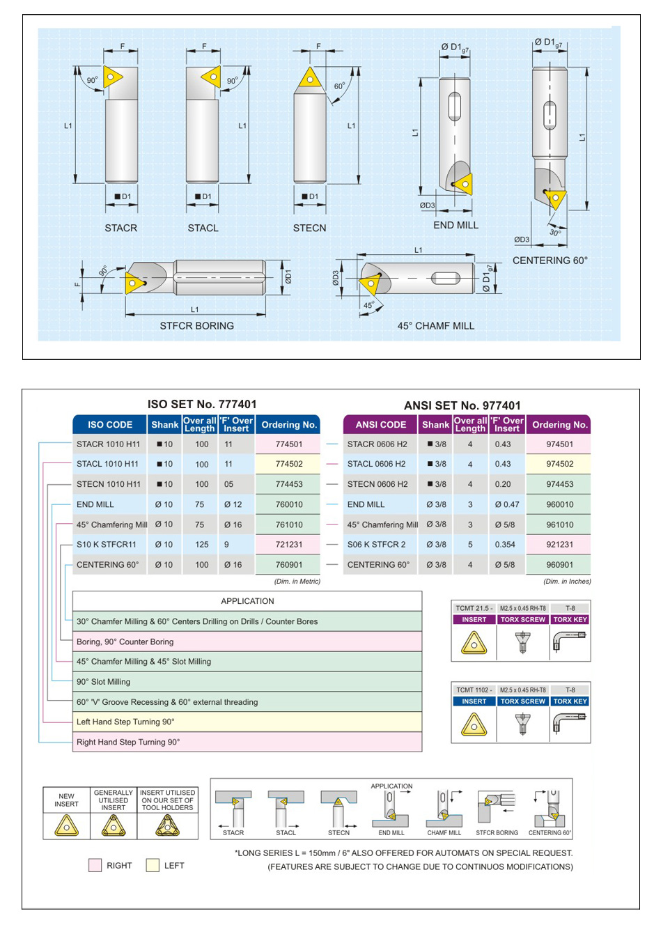 'Glanze - Industrial Tools Manufacturers India' from the web at 'http://www.glanze.com/indexable-tool-holders/../products/milling-cutters/mc-mini-turning--tcmt(set-of-7.jpg'