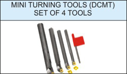 'Glanze - Industrial Tools Manufacturers India' from the web at 'http://www.glanze.com/indexable-tool-holders/../products/milling-cutters/mc-thumb/mc-dcmt-set-of-4-tools.jpg'