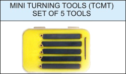 'Glanze - Industrial Tools Manufacturers India' from the web at 'http://www.glanze.com/indexable-tool-holders/../products/milling-cutters/mc-thumb/mc-tcmt-set-of-5-tools.jpg'